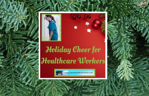 Holiday Cheer for Healthcare Workers